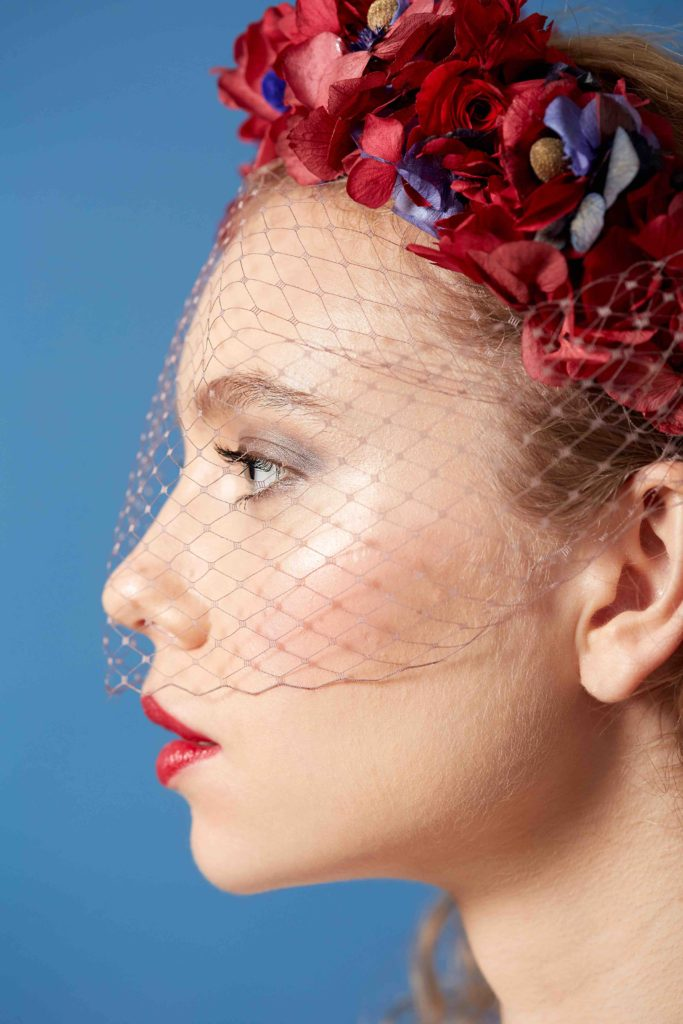 maquillaje aerografo novia